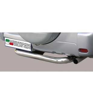RAV4 00-03 Rear Protection - PP1/108/IX - Rearbar / Opstap - Unspecified