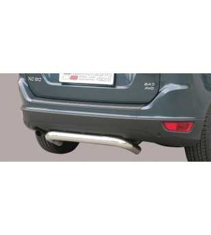 XC60 08- Rear Protection - PP1/246/IX - Rearbar / Rearstep - Verstralershop