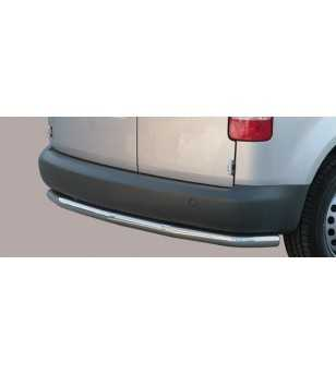 Caddy 04- Rear Protection - PP1/235/IX - Rearbar / Opstap - Unspecified - Verstralershop