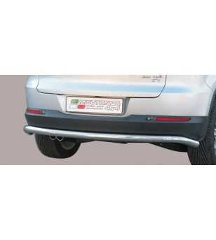 Tiguan 12- Rear Protection - PP1/233/IX - Rearbar / Opstap - Unspecified