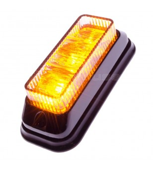 Flashlight Orange 3x1W LED - 500330 - Lighting - Unspecified