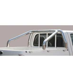 Ranger 09-11 Roll Bar on Tonneau - 2 pipes