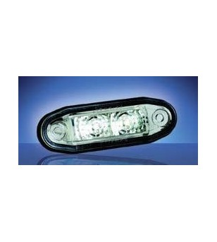 3005 - LED Markeringslamp Wit - 1001-3005-C - Verlichting - Unspecified