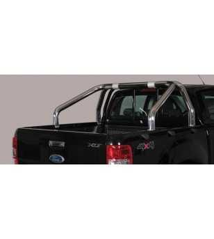 Ranger 12- Roll Bar on Tonneau - 2 pipes - RLSS/2295/IX - Rollbars / Sportsbars - Unspecified
