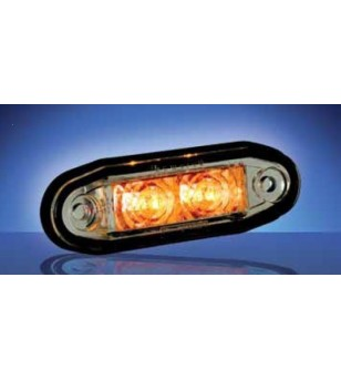 3005 - LED Marker lamp Yellow - 1001-3005-A - Lighting - Unspecified
