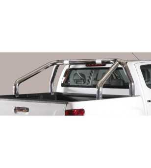 D-Max 12- Roll Bar on Tonneau - 2 pipes