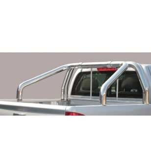 B2500 03-06 Roll Bar on Tonneau - 2 pipes - RLSS/2141/IX - Rollbars / Sportsbars - Unspecified