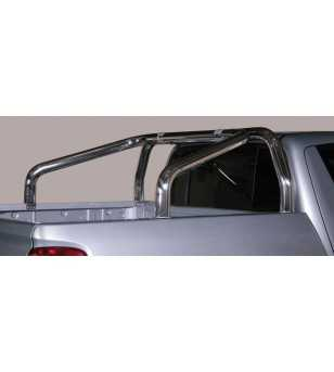 L200 10- Club Cab Roll Bar on Tonneau - 2 pipes