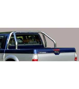 L200 -05 Roll Bar on Tonneau - 2 pipes - RLSS/266/IX - Rollbars / Sportsbars - Unspecified