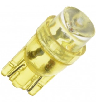 W5W Bulb LED 12V Yellow - 12103 - Lighting - Verstralershop