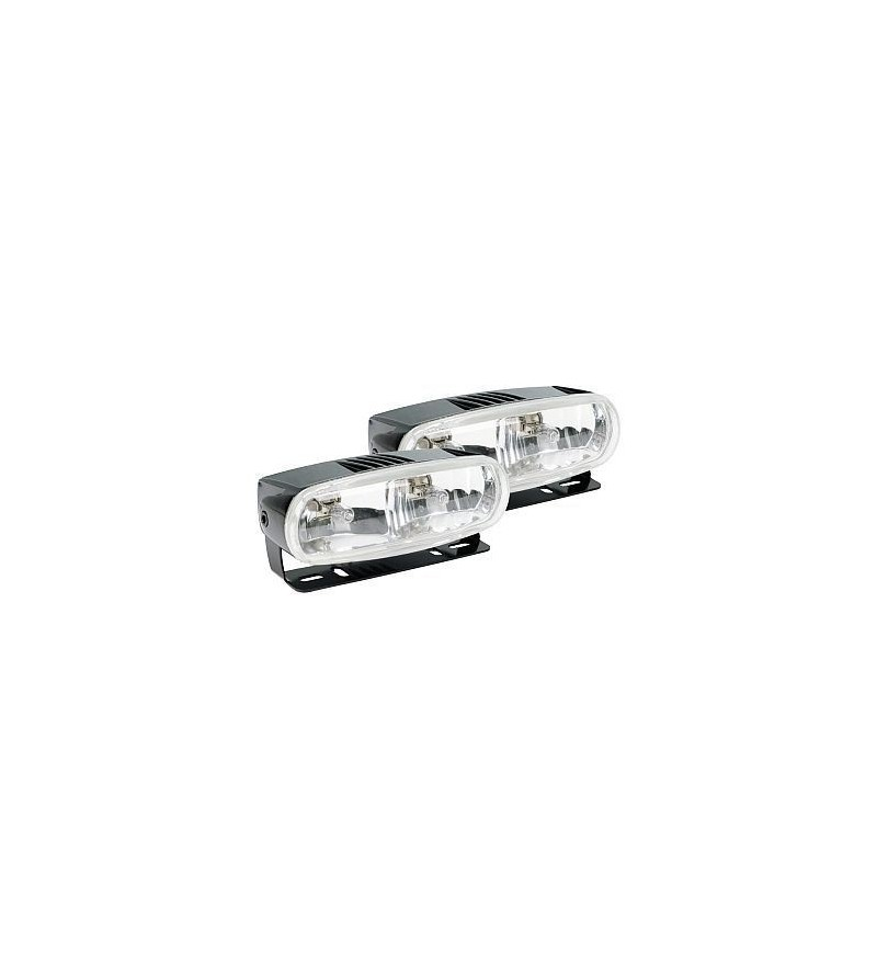 Hella Optilux 2020 Driving / Fog Lamp Kit - H71010321 - Lighting - Hella Optilux - Verstralershop