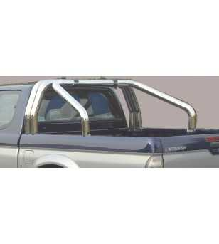 L200 -05 Roll Bar on Tonneau - 3 pipes - RLSS/366/IX - Rollbars / Sportsbars - Unspecified