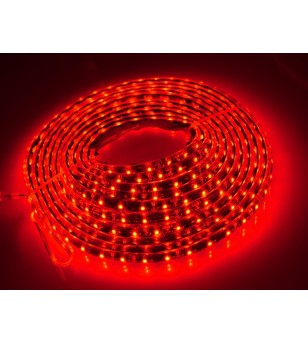 Flexistrip IP68 Outdoor 24V 300 LED 500cm rood - 47503002 - Verlichting - Unspecified