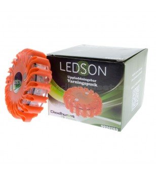 Warning beacon rechargeable - 9920163 - Lighting - Unspecified