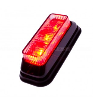 Flashlight Red 3x1W LED - 500320 - Lighting - Unspecified
