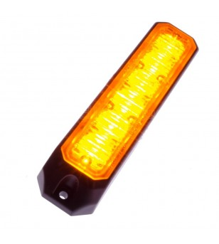 Flashlight Orange 6 Led 12/24V - 50143 - Lighting - Unspecified