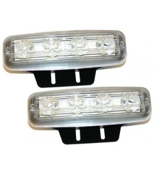 DRL Xenonwit 4 LED - 5401841 - Verlichting - Unspecified