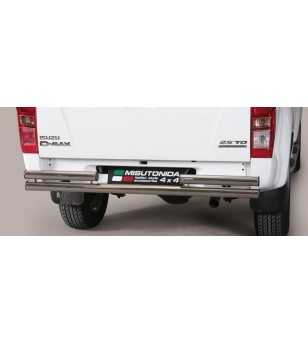 D-Max 12- Double Rear Protection