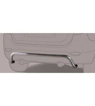 B2500 99-03 Rear Protection - PP1/99/IX - Rearbar / Opstap - Unspecified