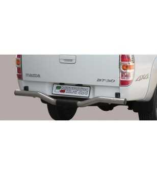BT50 09-12 Rear Protection - PP1/252/IX - Rearbar / Rearstep - Unspecified - Verstralershop