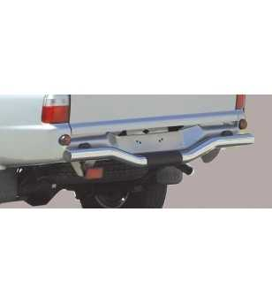 L200 -05 Rear Protection - PP1/66/IX - Rearbar / Rearstep - Unspecified