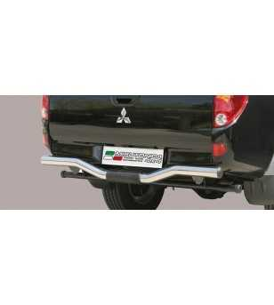 L200 06-09 Rear Protection - PP1/178/IX - Rearbar / Rearstep - Unspecified