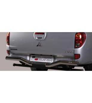 L200 10- Double Cab Rear Protection
