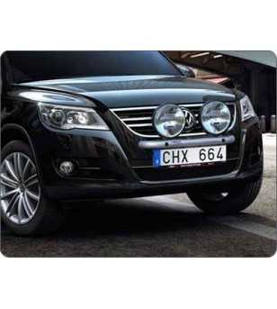 Tiguan 07- Q-Light/2 - Q900122 - Bullbar / Lightbar / Bumperbar - QPAX Q-Light