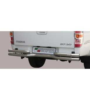BT50 09-12 Double Bended Rear Protection