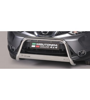 Qashqai 2014- Medium Bar EU - EC/MED/363/IX - Bullbar / Lightbar / Bumperbar - Unspecified