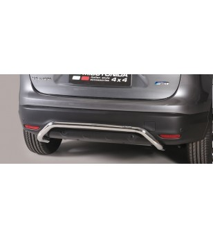 Qashqai 2014- Rear Protection - PP1/363/IX - Rearbar / Opstap - Unspecified