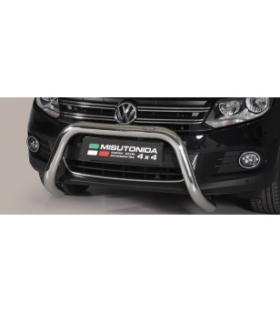 Tiguan 2011- Super Bar EU - EC/SB/355/IX - Bullbar / Lightbar / Bumperbar - Unspecified