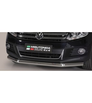 Tiguan 2011- Slash Bar - SLF/355/IX - Bullbar / Lightbar / Bumperbar - Unspecified