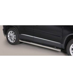 Tiguan 2011- Grand Pedana ø 76 - GP/355/IX - Sidebar / Sidestep - Unspecified