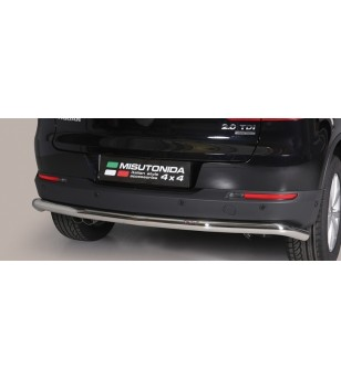 Tiguan 2011- Rear Protection - PP1/355/IX - Rearbar / Rearstep - Unspecified
