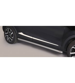 Captur 2013- Sidebar Protection - TPS/352/IX - Sidebar / Sidestep - Unspecified