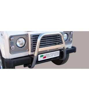 Defender 110 94- High Medium Bar ø63 - MA/259/IX - Bullbar / Lightbar / Bumperbar - Unspecified