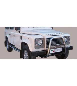 Defender 110 94- High Medium Bar ø63 Inscripted - MA/K/259/IX - Bullbar / Lightbar / Bumperbar - Unspecified