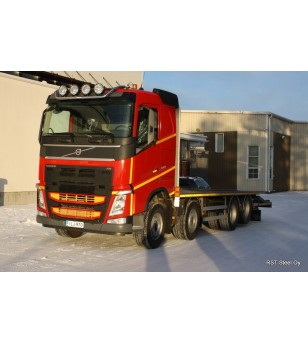 Volvo FH4 TOP-BAR NORMAL DAY CABIN