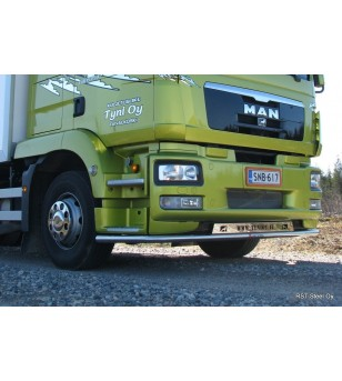 MAN TG-M FRONTPIPE - 1102 - Bullbar / Lightbar / Bumperbar - Unspecified