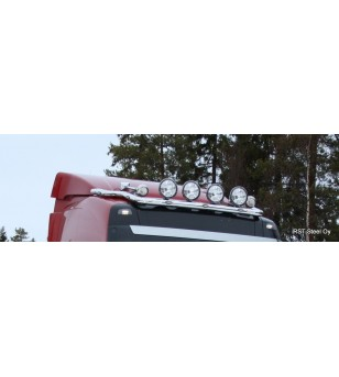 Volvo FH 2013- Top-bar Extended - 1189 - Roofbar / Roofrails - Unspecified - Verstralershop