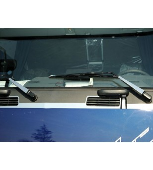 Volvo FH Windshield Wiper chrome kit 2 Pc.