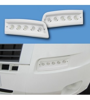 Citroën Jumper 2007- Day Time Running Light Kit POD Creme - LRX250WW - Verlichting - Unspecified