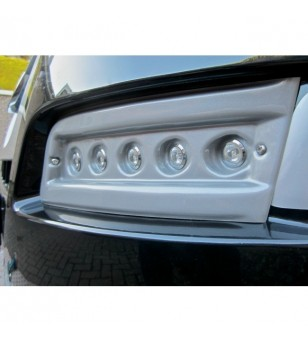 Fiat Ducato 2007- Day Time Running Light Kit POD Silver - LP-X250S - Lighting - Unspecified - Verstralershop