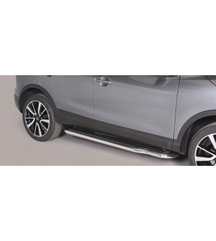 Qashqai Sidesteps - P/363/IX - Sidebar / Sidestep - Unspecified