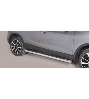 Qashqai, Grand Pedana Side Bars - GP/363/IX - Sidebar / Sidestep - Unspecified