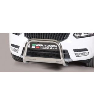 Yeti 4x2, EC Approved Medium Bar - EC/MED/364/IX - Bullbar / Lightbar / Bumperbar - Unspecified