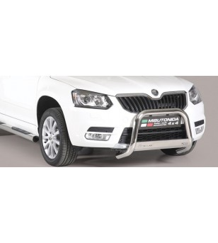 Yeti 4x2, EC Approved Medium Bar Mark - EC/MED/K/364/IX - Bullbar / Lightbar / Bumperbar - Unspecified