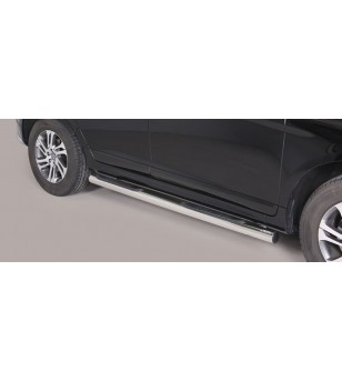 XC60, Grand Pedana Side Bars with steps