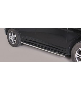 XC60, Oval Grand Pedana Oval Side Bars with steps